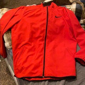 Men's Nike Dri-Fit rain jacket